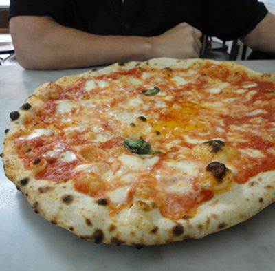 da Michele Pizza (Naples, Italy)