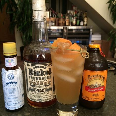 Bourbon Buck - 1
