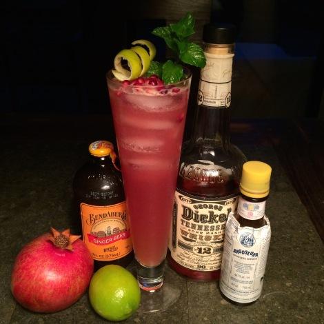Bourbon Buck - 2